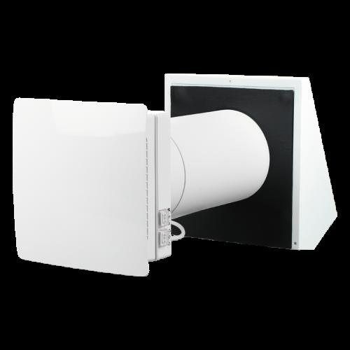 Decentralized Single-room Energy Recovery Ventilators